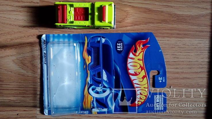 Машинка Хот Вилс Hot Wheels  Пожарник, фото №4