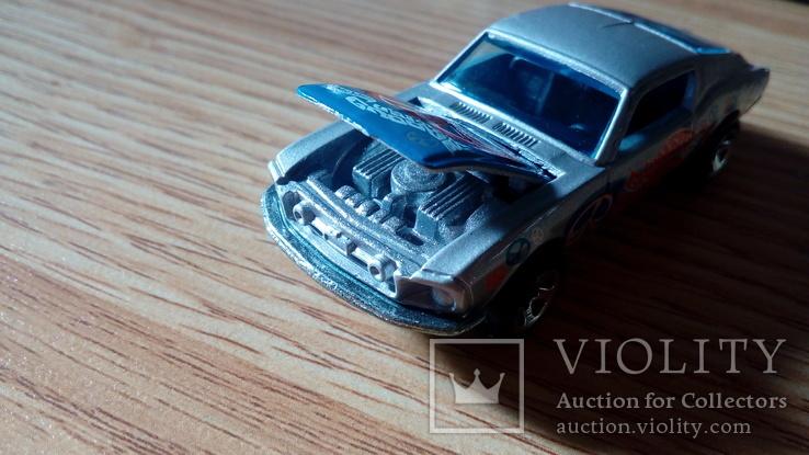 Машинка Хот Вилс Hot Wheels  Mustang 69, фото №3