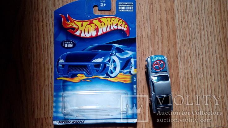 Машинка Хот Вилс Hot Wheels  Mustang 69, фото №6