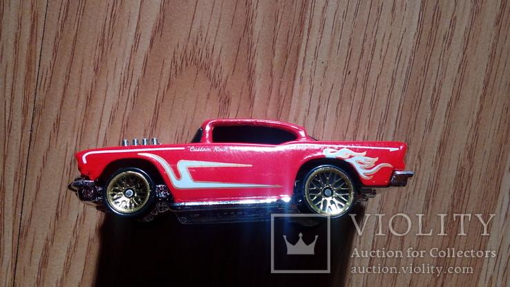 Машинка Хот Вилс Hot Wheels  №21, фото №3