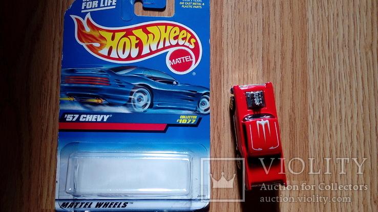 Машинка Хот Вилс Hot Wheels  №21, фото №5