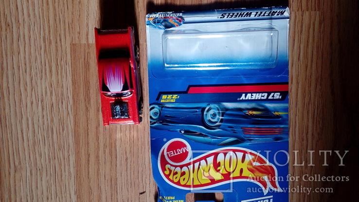 Машинка Хот Вилс Hot Wheels  №22, фото №5