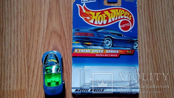 Машинка Хот Вилс Hot Wheels №24, фото №5