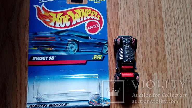Машинка Хот Вилс Hot Wheels №26, фото №5