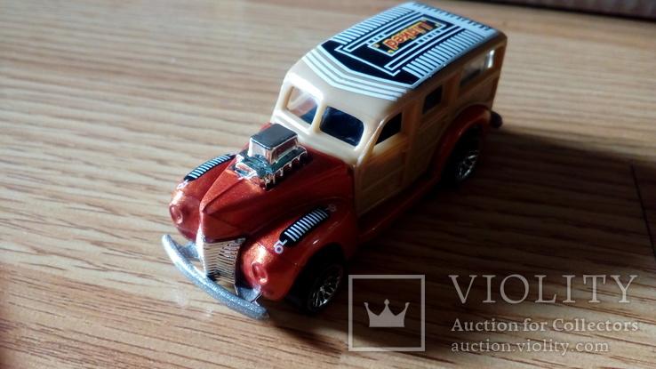 Машинка Хот Вилс Hot Wheels  №28