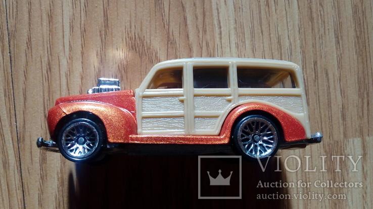 Машинка Хот Вилс Hot Wheels  №28, фото №3