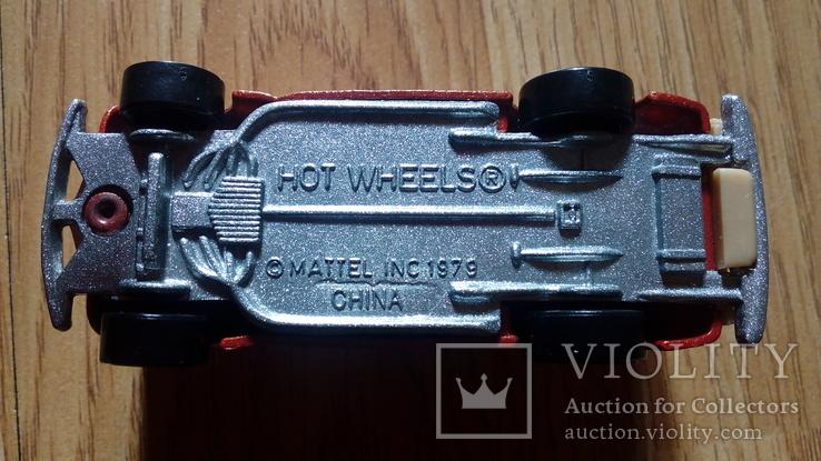 Машинка Хот Вилс Hot Wheels  №28, фото №4