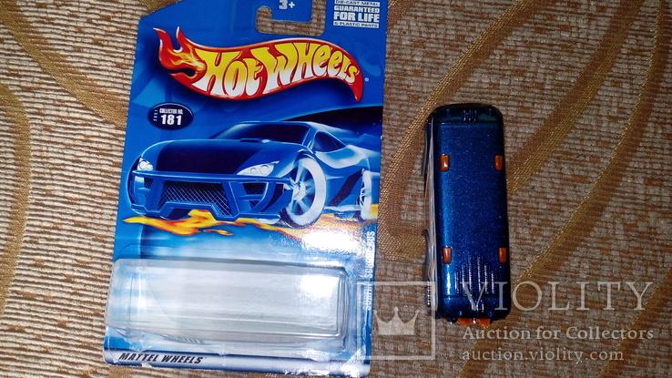 Машинка Хот Вилс Hot Wheels №30, фото №5