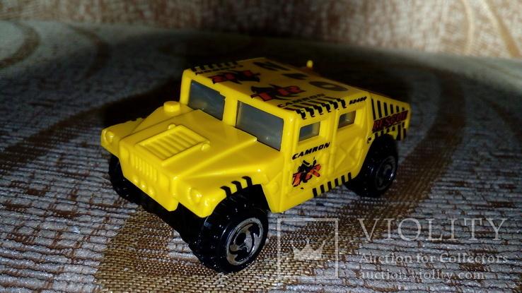 Машинка Хот Вилс Hot Wheels  Хаммер №2