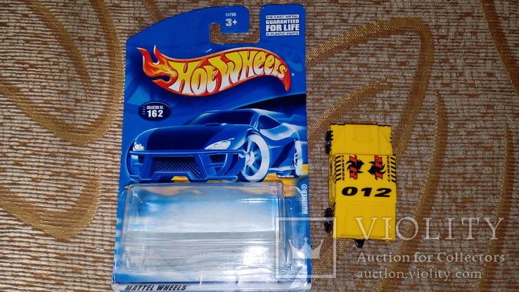 Машинка Хот Вилс Hot Wheels  Хаммер №2, фото №5