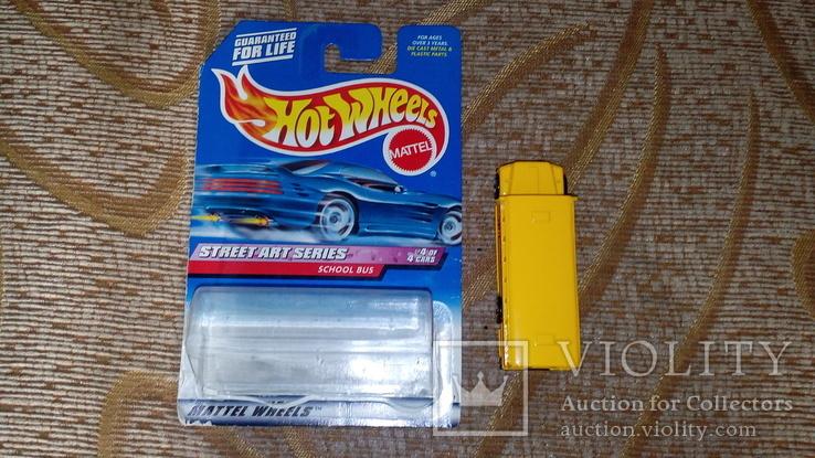 Машинка Хот Вилс Hot Wheels №34, фото №5