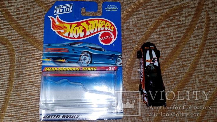 Машинка Хот Вилс Hot Wheels №35, фото №5
