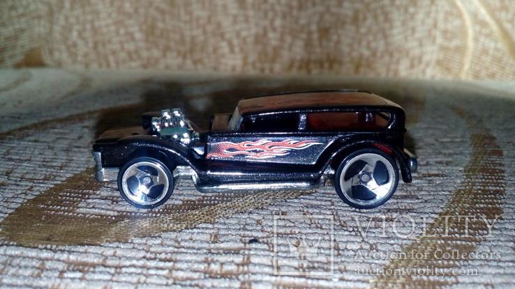 Машинка Хот Вилс Hot Wheels №36, фото №3