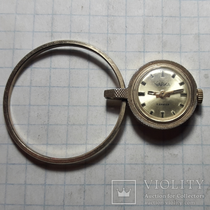 Часы Чайка Ау 5