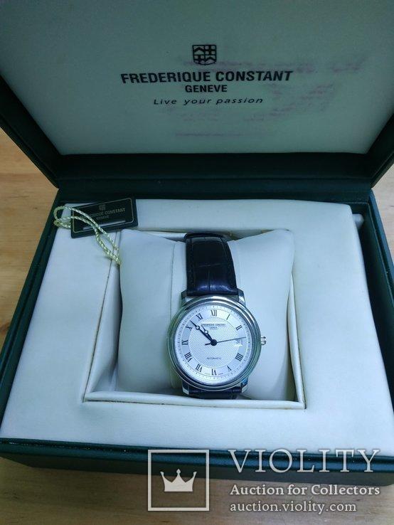 Frederique Constant Classics Automatic 40mm, часы, фото №2