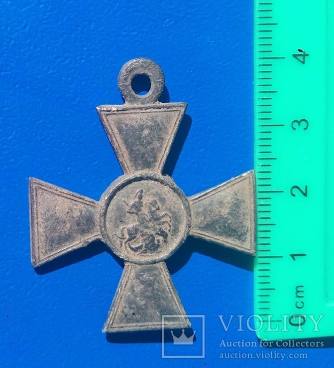 Георгиевский крест, фото №4