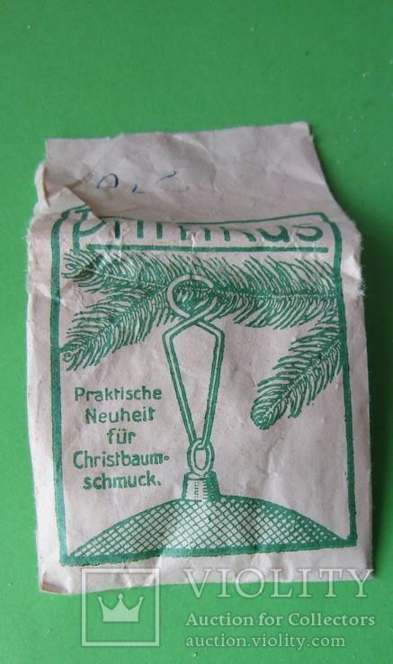 Германия Набор елочных игрушек, 50-60 год, фото №9