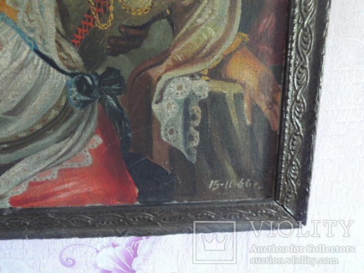 Картина.копия-октябрьский праздник в риме, фото №6