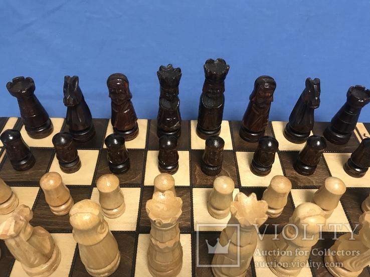 Шахматы Muminek от Mason 60*60 cm, фото №5