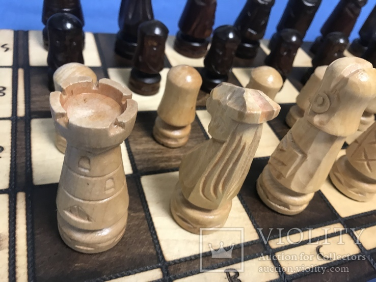 Шахматы Muminek от Mason 60*60 cm, фото №9