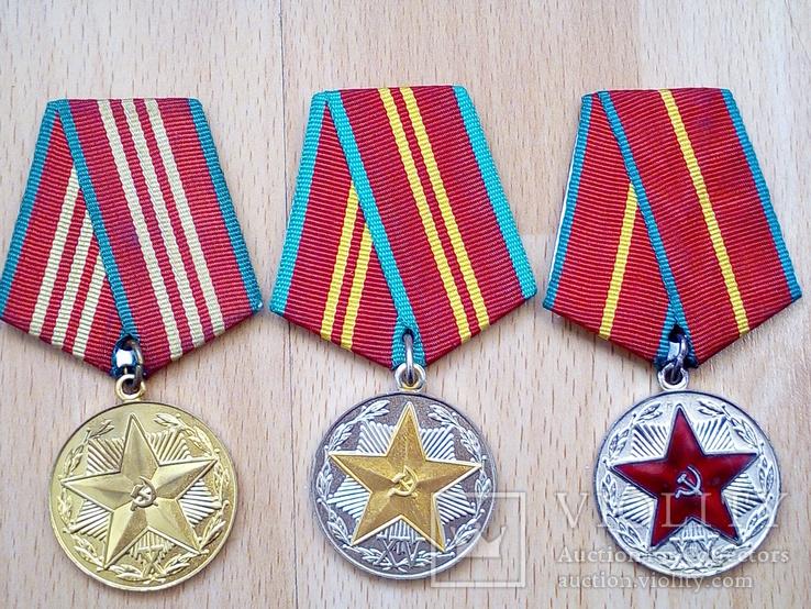 Выслуга КГБ 10,15,20 лет, фото №2