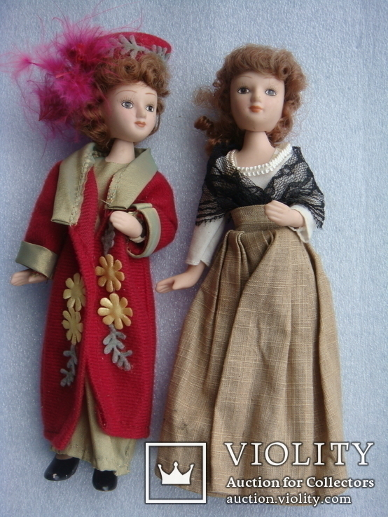 4 куклы, фото №3