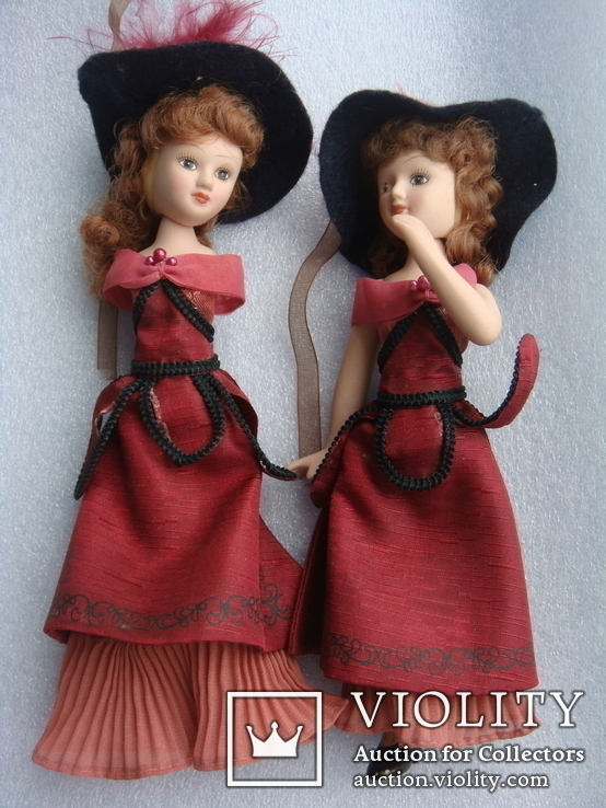 4 куклы, фото №6