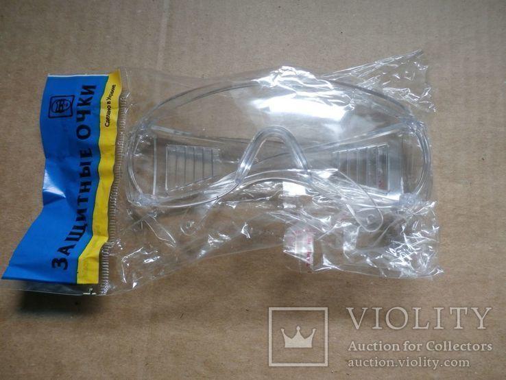 Очки Озон VITA прозрачные ZO-0000
