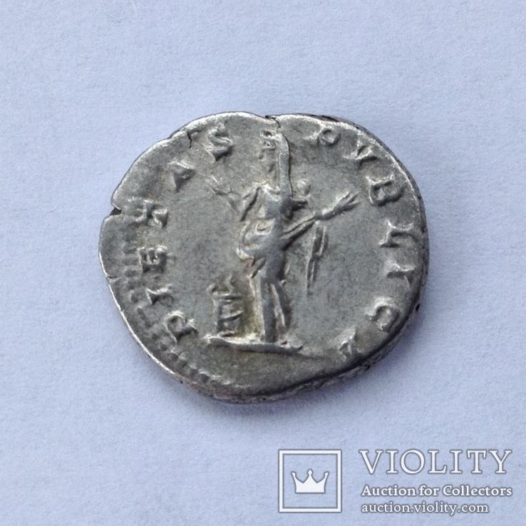 -Римська імперія денарий Юлия Домна, фото №4