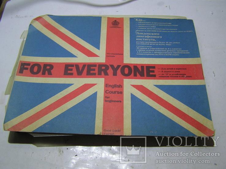 Английский язык на аудиокассетах., фото №2