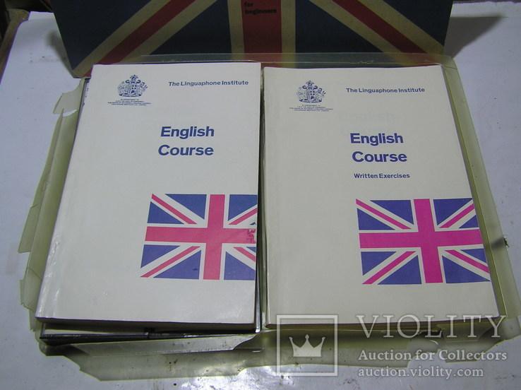 Английский язык на аудиокассетах., фото №3