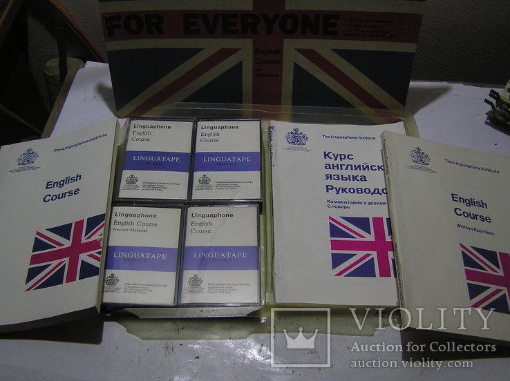 Английский язык на аудиокассетах., фото №4