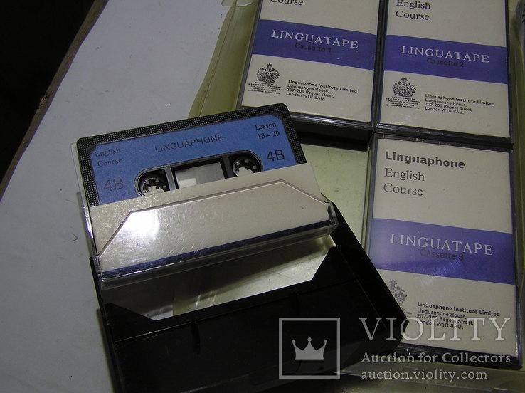 Английский язык на аудиокассетах., фото №7