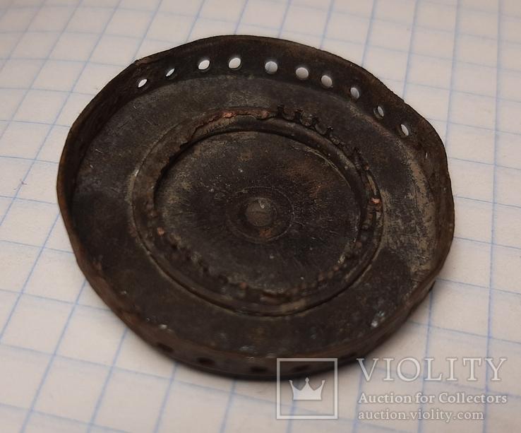 Деталь керосиновой лампы, фото №3