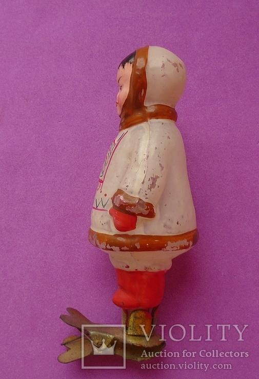 Эскимос. Елочная игрушка., фото №5