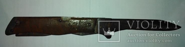 Складной 3-х предметный нож Монкавшири,Тбилиси,Грузия,СССР, фото №10