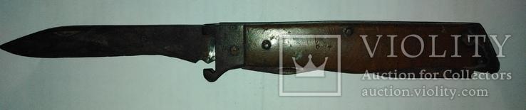 Складной 3-х предметный нож Монкавшири,Тбилиси,Грузия,СССР, фото №11