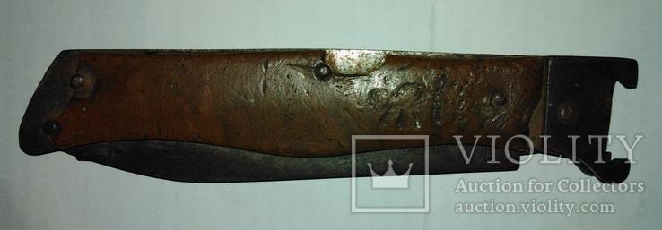 Складной 3-х предметный нож Монкавшири,Тбилиси,Грузия,СССР, фото №12