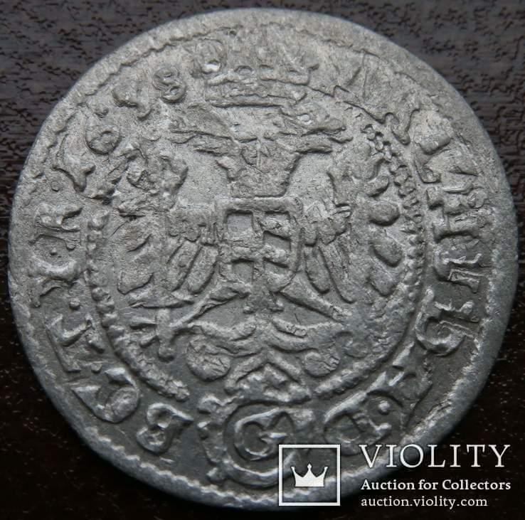3 крейцера 1638, фото №3