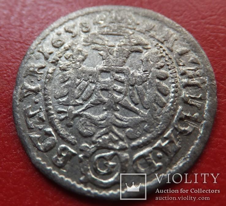 3 крейцера 1638, фото №5