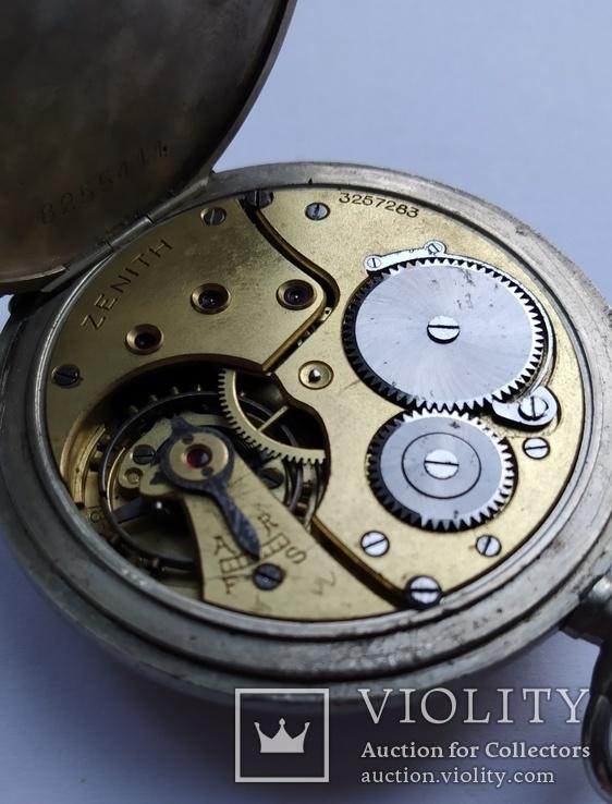 Часы  карманные Zenith, фото №7