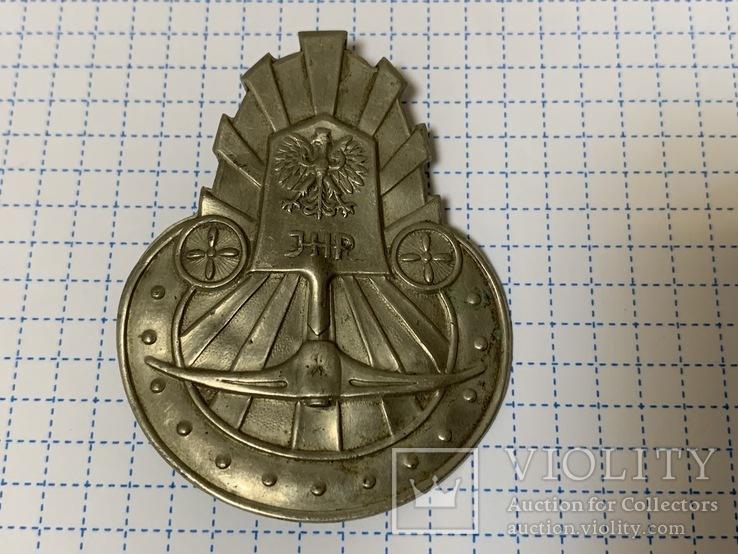 Орел - знак odznaka Junackie Hufce Pracy, фото №2