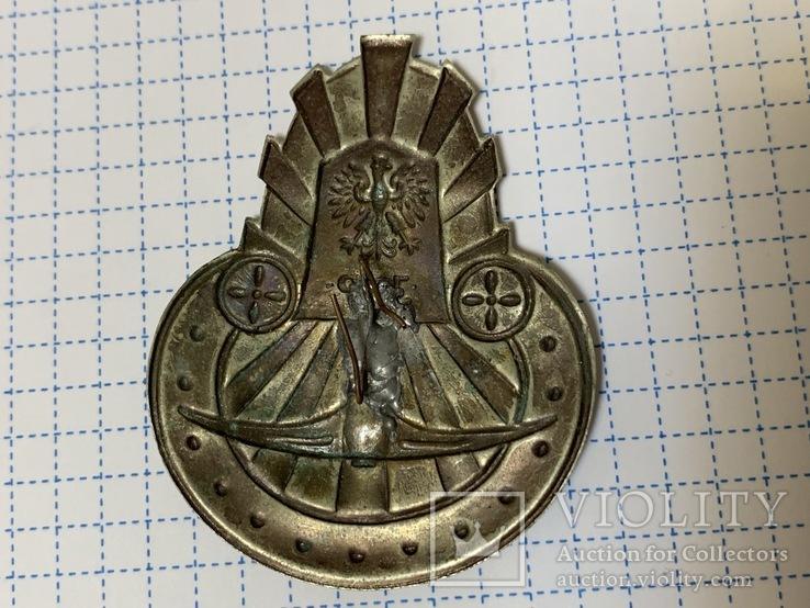 Орел - знак odznaka Junackie Hufce Pracy, фото №3