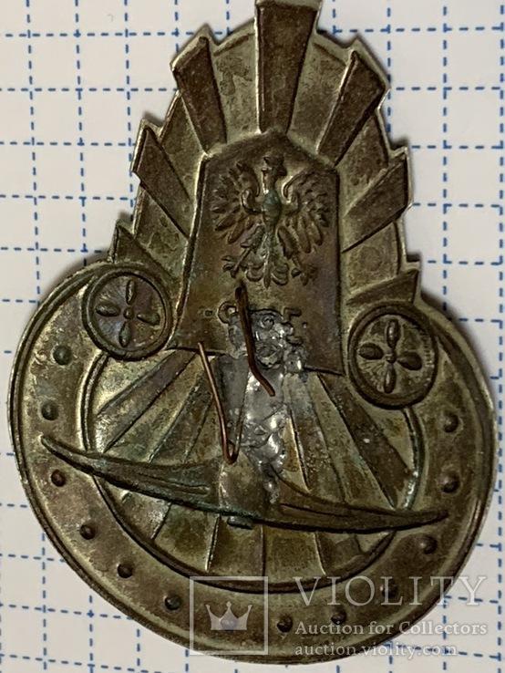 Орел - знак odznaka Junackie Hufce Pracy, фото №6