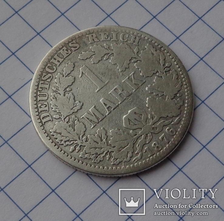 1 марка 1876 г.  А, фото №4
