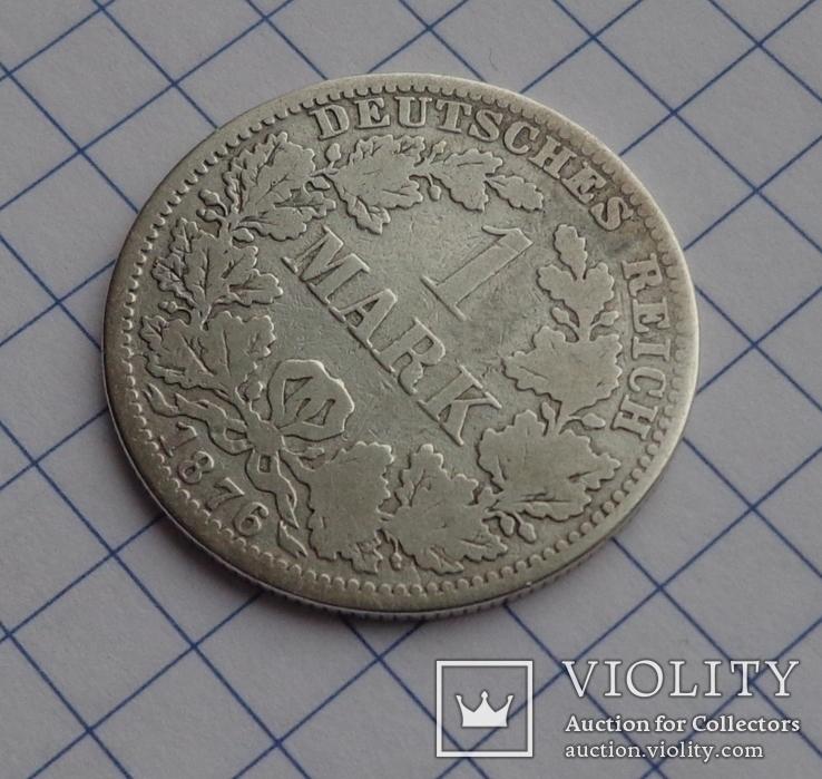 1 марка 1876 г.  А, фото №5