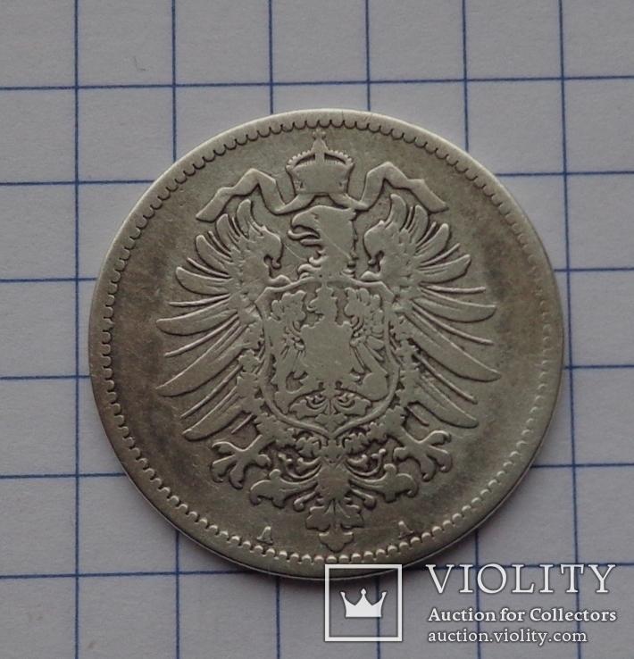 1 марка 1876 г.  А, фото №6