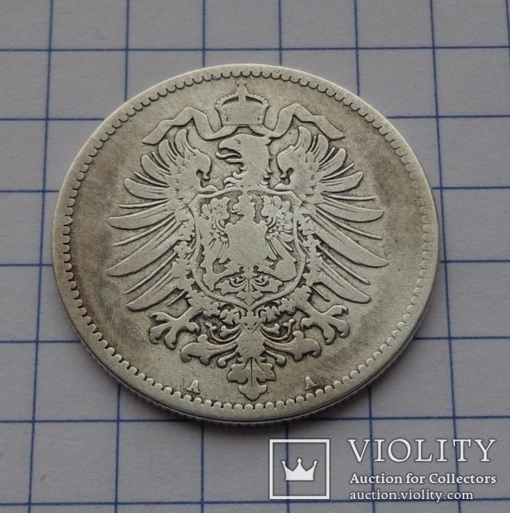 1 марка 1876 г.  А, фото №7