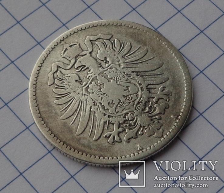 1 марка 1876 г.  А, фото №8