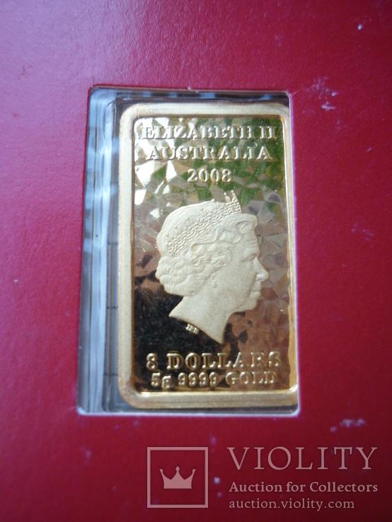 5 грамм слиток, фото №2